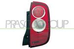 Lampa tylna zespolona PRASCO  DS0114054 (Z lewej)