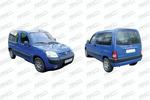 Reflektor PRASCO PG9065803 PRASCO PG9065803