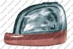 Reflektor PRASCO RN9164824 PRASCO RN9164824