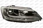 Reflektor PRASCO VW5224903