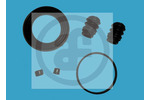 Zestaw naprawczy zacisku hamulca AUTOFREN SEINSA  D4189 (Oś przednia)