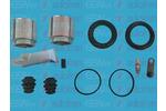 Zestaw naprawczy zacisku hamulca AUTOFREN SEINSA  D41904C (Oś przednia)