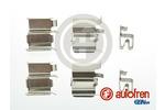 Zestaw akcesoriów klocków hamulcowych AUTOFREN SEINSA  D42586A (Oś przednia)