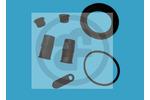 Zestaw naprawczy zacisku hamulca AUTOFREN SEINSA  D4260 (Oś przednia)