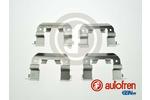 Zestaw akcesoriów klocków hamulcowych AUTOFREN SEINSA D42871A AUTOFREN SEINSA D42871A