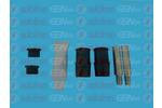 Zestaw tulei prowadzących, zacisk hamulca AUTOFREN SEINSA D7003C