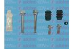 Zestaw tulei prowadzących, zacisk hamulca AUTOFREN SEINSA D7115C AUTOFREN SEINSA D7115C
