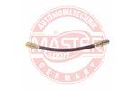Przewód hamulcowy elastyczny MASTER-SPORT Premium 1102BSH-PR-PCS-MS (Z tyłu)