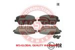 Klocki hamulcowe - komplet MASTER-SPORT 13-0460-2883-2-SET-MS