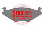 Klocki hamulcowe - komplet MASTER-SPORT 13-0460-7030-2N-SET-MS