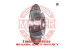 Tarcza hamulcowa MASTER-SPORT 24-0110-0201-1-SET-MS