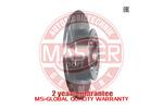 Tarcza hamulcowa MASTER-SPORT 24-0113-1195-1-SET-MS
