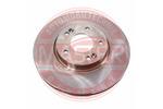 Tarcza hamulcowa MASTER-SPORT  24012802561-PCS-MS (Oś przednia)