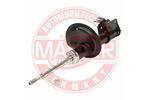 Amortyzator MASTER-SPORT  310762-PCS-MS (Oś przednia)