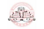 Wahacze - zestaw kompletny MASTER-SPORT  36791-SET-MS (Oś przednia) (Oś przednia po obydwu stronach)