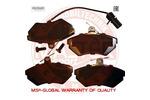 Klocki hamulcowe - komplet MASTER-SPORT 13-0460-2837-2N-SET-MS