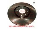 Tarcza hamulcowa MASTER-SPORT 24-0126-0140-1-SET-MS