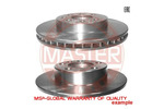 Tarcza hamulcowa MASTER-SPORT 24-0110-0200-1-SET-MS