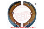 Szczęki hamulcowe - komplet MASTER-SPORT  03013740032-SET-MS (Oś tylna)