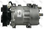 Kompresor klimatyzacji TEAMEC  8645641