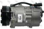 Kompresor klimatyzacji TEAMEC  8646002