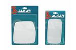 Szkło lusterka - wkład ALKAR  9501064 (Z lewej)