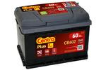 Akumulator CENTRA CB602 CENTRA CB602