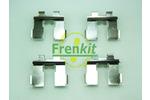 Zestaw akcesoriów klocków hamulcowych FRENKIT 901717 FRENKIT 901717