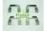 Zestaw akcesoriów klocków hamulcowych FRENKIT 901719 FRENKIT 901719