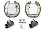 Szczęki hamulcowe - komplet RAICAM  7206RP (Oś tylna)