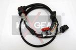 Czujnik prędkości obrotowej koła (ABS lub ESP) MAXGEAR  20-0057 (Oś przednia po obydwu stronach)
