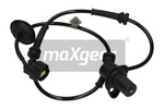Czujnik prędkości obrotowej koła (ABS lub ESP) MAXGEAR 20-0137 MAXGEAR 20-0137