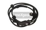 Czujnik prędkości obrotowej koła (ABS lub ESP) MAXGEAR  20-0221 (Oś przednia po obydwu stronach)