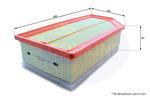 Filtr powietrza COMLINE  EAF855