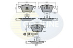 Klocki hamulcowe - komplet COMLINE CBP11628 COMLINE CBP11628