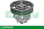 Pompa wody LUCAS ENGINE DRIVE LAWP0835