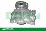Pompa wody LUCAS ENGINE DRIVE LAWP0939
