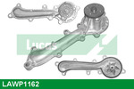 Pompa wody LUCAS ENGINE DRIVE LAWP1162