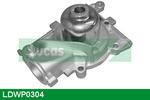 Pompa wody LUCAS ENGINE DRIVE LDWP0304