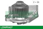 Pompa wody LUCAS ENGINE DRIVE LDWP0427