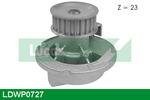 Pompa wody LUCAS ENGINE DRIVE LDWP0727
