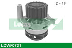 Pompa wody LUCAS ENGINE DRIVE LDWP0731