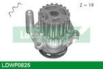 Pompa wody LUCAS ENGINE DRIVE LDWP0825