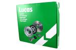 Sprzęgło - komplet LUCAS ENGINE DRIVE LKCA660007