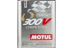 Olej silnikowy MOTUL 300V Competition 15W50 2 litry