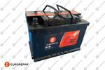 Akumulator EUROREPAR 1620012580 EUROREPAR 1620012580