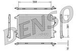 Chłodnica klimatyzacji - skraplacz NPS DCN02004 NPS DCN02004