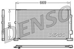 Chłodnica klimatyzacji - skraplacz NPS DCN10012 NPS DCN10012