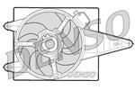 Wentylator chłodnicy silnika NPS DER13204