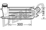Chłodnica powietrza doładowującego - intercooler NPS DIT07001 NPS DIT07001